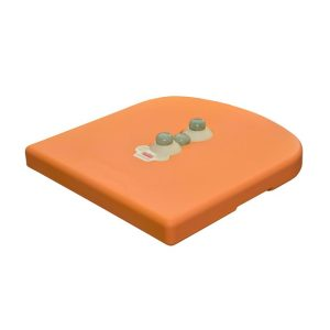 Aparat termal cu pietre jad pentru perineu - Tratament hemoroizi prostata