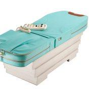 pat masaj automat CASA JAD Luxury Vinyl Aquamarine turcoaz termoterapie