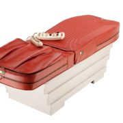 pat masaj automat CASA JAD Luxury Vinyl Rust caramiziu termoterapie