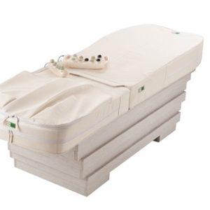 pat masaj automat CASA JAD alb ivory fildes termoterapie