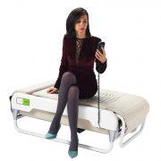 pat masaj automat cu pietre jad model extensibil CASA JAD