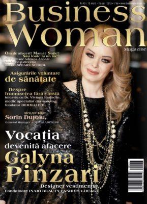 aparitie nr 43 revista business woman casa jad web