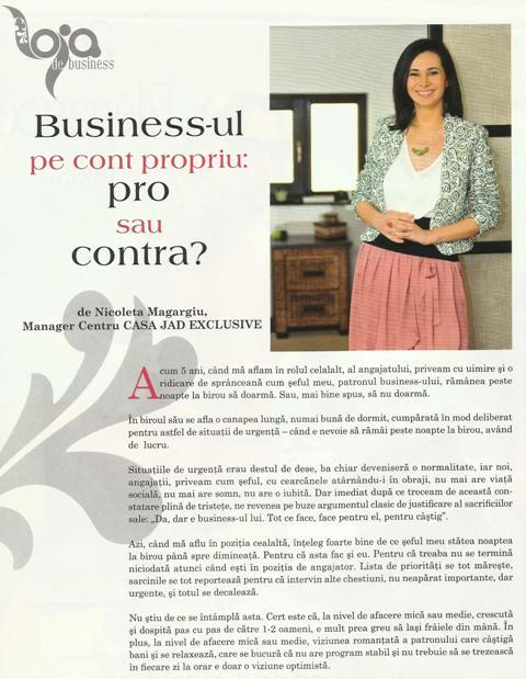 business woman aparitie casa jad web