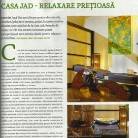 domus articol pat masaj cu jad web