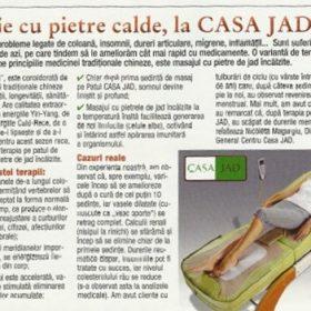 Dureri articulare de jad. Plasture Negru jad - de la dureri de spate și articulare