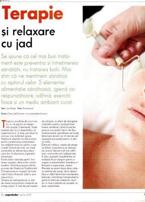 terapie CASA JAD in revista SUPERBEBE
