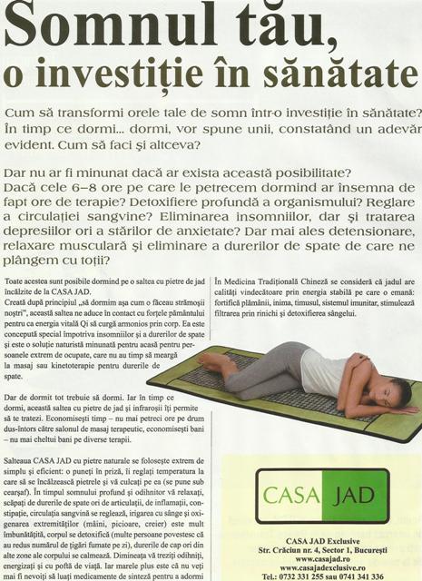 the marketer aparitie casa jad despre somn si insomnii web