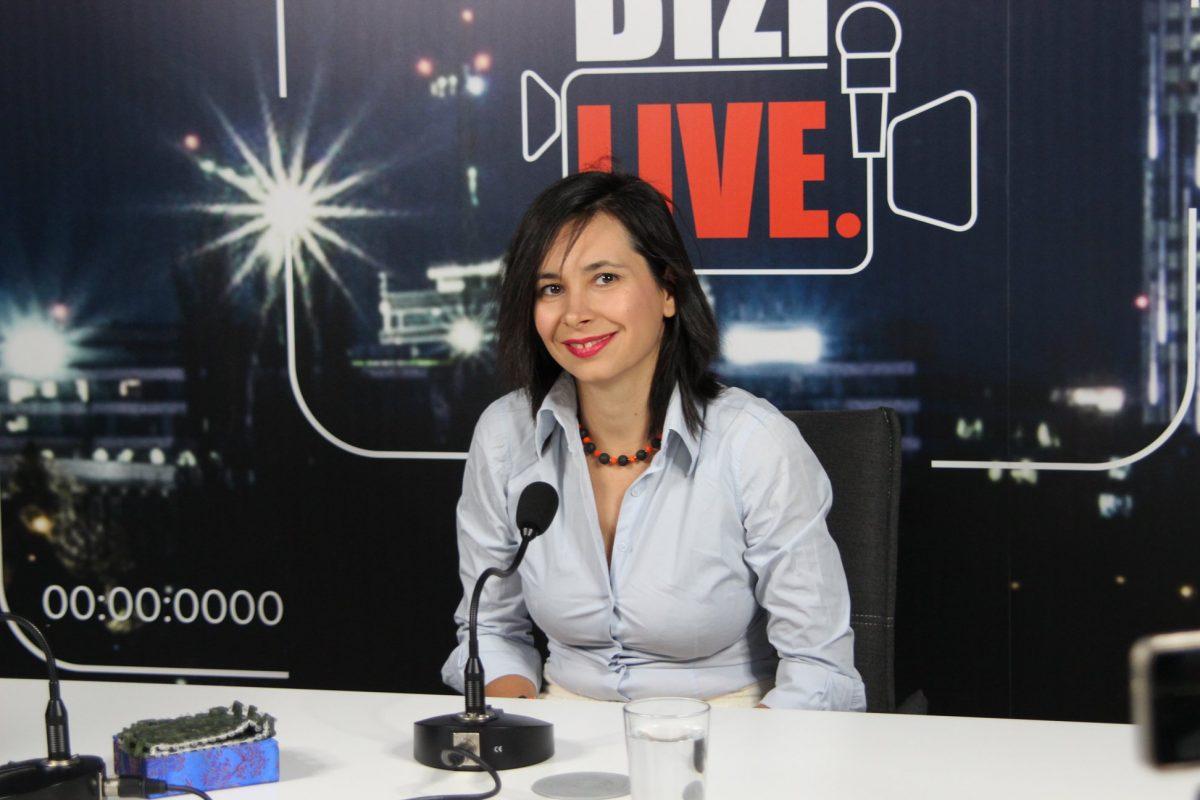 Nicoleta Magargiu fondator CASA JAD la BIZILIVE TV