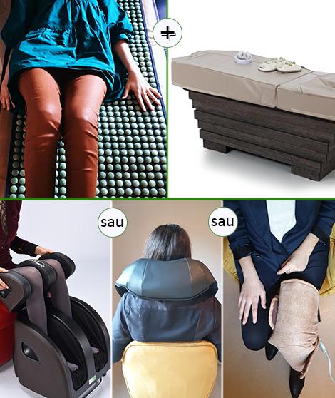 casa jad pachet si abonamente trei terapii anti durere de spate