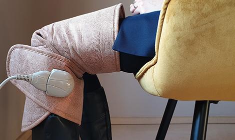 centura de genunchi terapie la casa jad