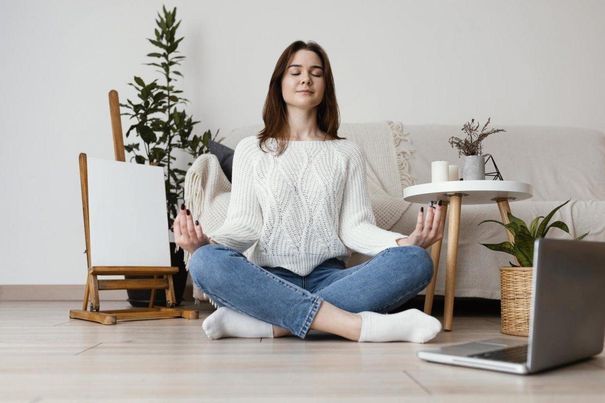 meditatie relaxare acasa