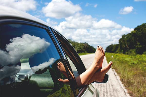 relaxare picioare